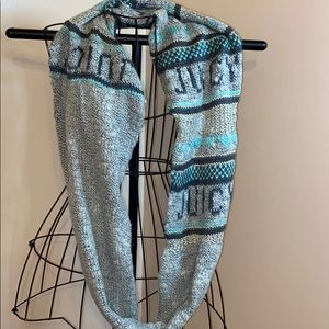 Juicy Couture Infinity Cozy Scarf